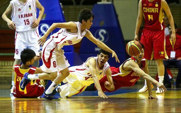برنامه رقابتهای بسکتبال جوانان غربآسیا