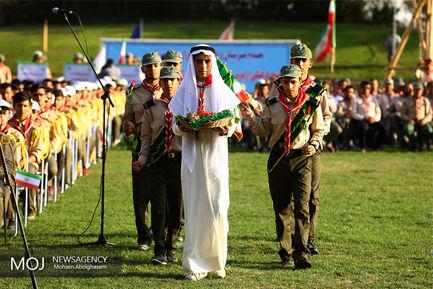 اختتامیه اردوی ملی پیشتازان
