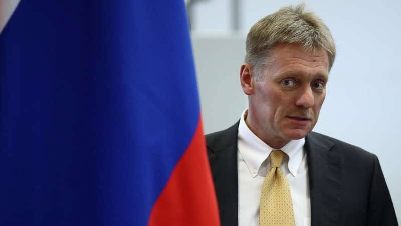 Kremlin spokesman Dmitry Peskov tested positive for COVID-19