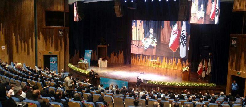 مراسم کشوری روز بهورز در مشهد برگزار شد