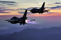 حمله جنگنده های ارتش ترکیه به مواضع پ ک ک در شمال عراق