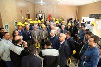 بهره گیری ذوب آهن اصفهان از دانش و تجربه پیشگامان صنعت فولاد