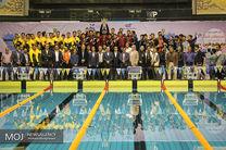 دیدار نهایی مسابقات شنای باشگاههای کشور