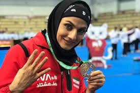 محرومیت 4 ساله مریم هاشمی قهرمان ووشوی ایران به دلیل دوپینگ