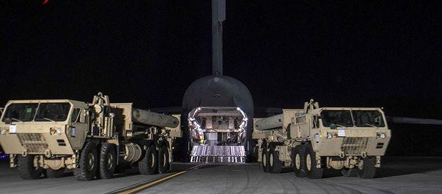 استقرار زودهنگام سامانه موشکی آمریکا در کره جنوبی