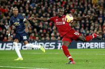نتیجه بازی لیورپول و منچستریونایتد / شکست تلخ شیاطین سرخ در آنفیلد