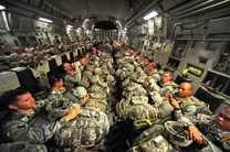 خروج نظامیان آمریکایی از لیبی