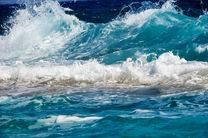 شناورهای سبک از تردد دریایی خوددداری کنند/خلیج فارس مواج است