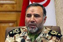 جانشین فرمانده کل ارتش از اولین جشنواره ملی ایده پردازی نزاجا بازدید کرد