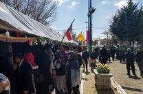 نمایشگاه گردشگری نهاوند در استان کمنظیر است