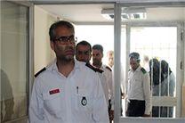 افتتاح سیزدهمین ایستگاه آتشنشانی در رشت
