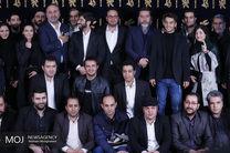 لاتاری صدر نشین جشنواره فیلم فجر شد