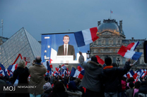 فرانسه از آمریکا خواستار همکاری با اروپا شد
