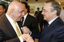 پیشنهاد رئیس باشگاه رئال مادرید به گالیانی
