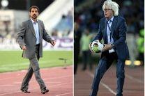 بازی گسترش فولاد و استقلال تهران بدون نشست خبری  برگزار می شود