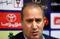جلسه تاج و مدیران باشگاهها هفته آینده برگزار میشود