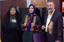 تصاویر جدید از سریال کمدی موچین / تصویربرداری در تهران ادامه دارد