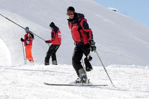 قهرمان کشوری اسکی معلولان فروردین ۹۶ استارت میخورد