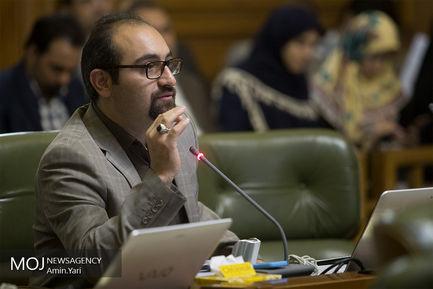 حجت نظری عضو شورای اسلامی شهر تهران