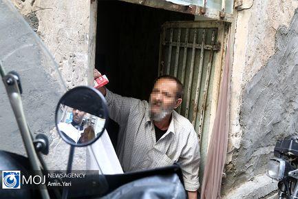پلمب خانههای مجردی در محدوده میدان امام حسین