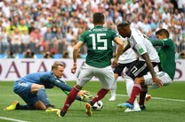 نتیجه بازی آلمان مکزیک/ ناکامی بزرگ آلمان در روز نخست یاران لو
