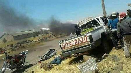 کشته و زخمی شدن ده ها تروریست در کمین ارتش سوریه