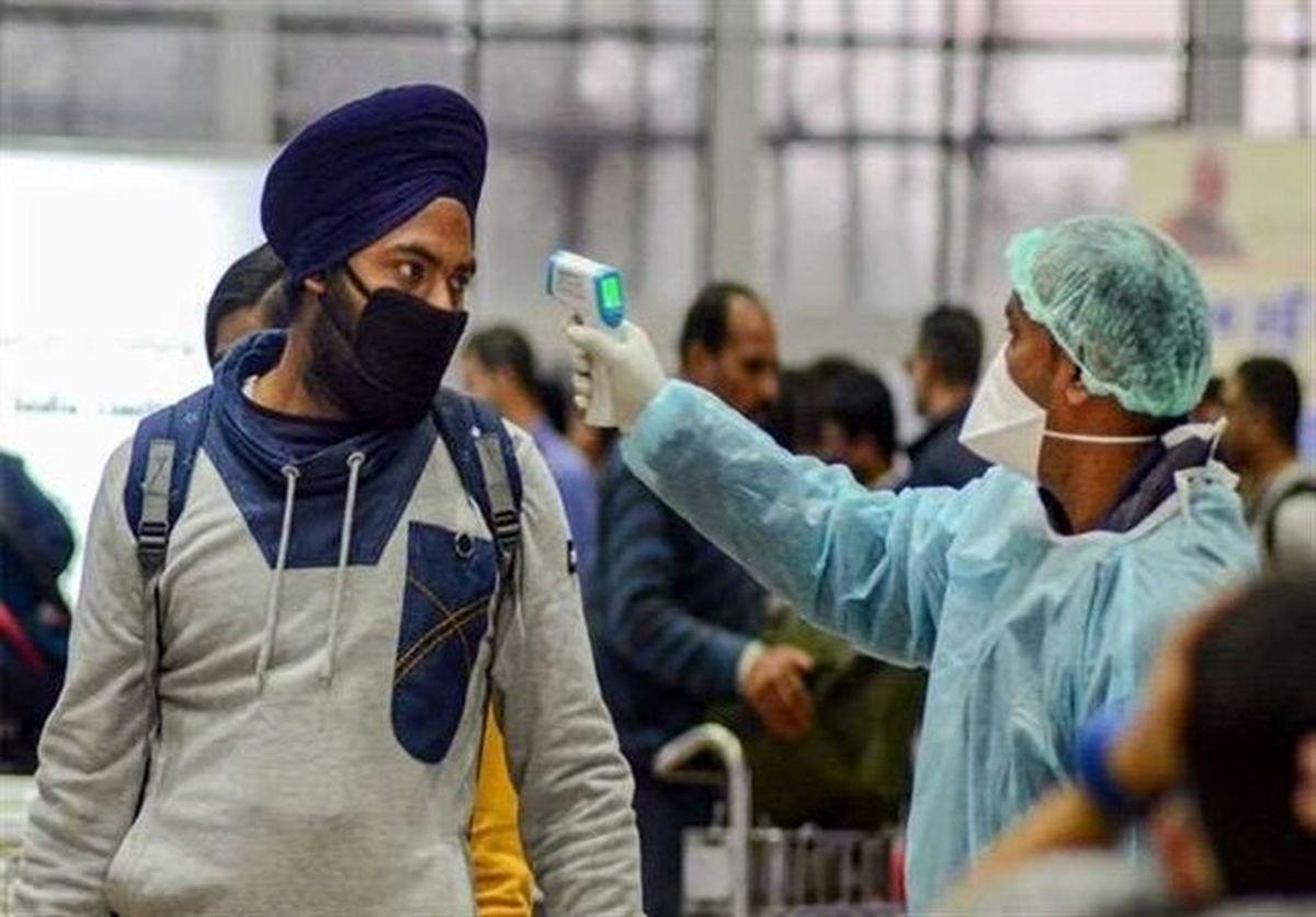 کشور هند رکورددار مبتلایان روزانه کرونا در جهان