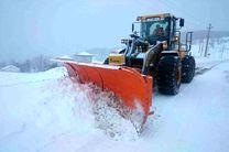 بهره گیری حداکثری از تجهیزات و خودروهای موجود شهرداری کرج در عملیات زمستانی