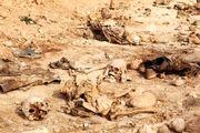 کشف گورهای دسته جمعی جدید در لیبی