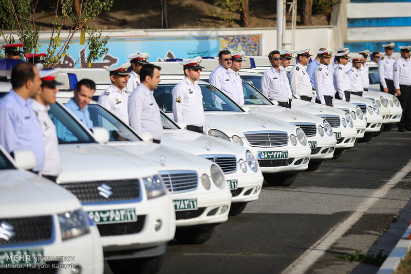 دستگیری خرده فروشان مواد مخدر اطراف مدارس وتوقیف خودروهای مزاحم نوامیس