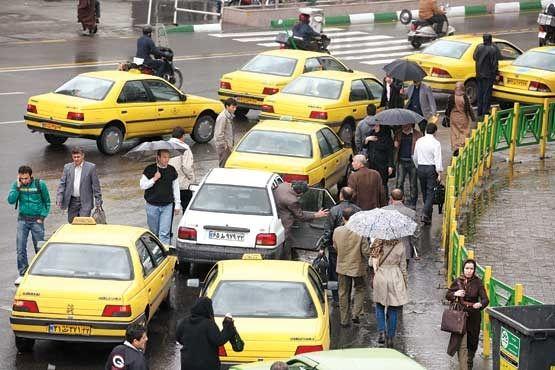 سهمیه سوخت تاکسی های غیر فعال بندرعباس قطع خواهد شد