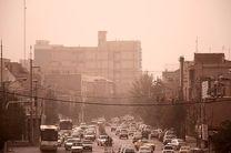 وضعیت قرمز کیفیت هوا در بندرعباس برای سومین روز متوالی