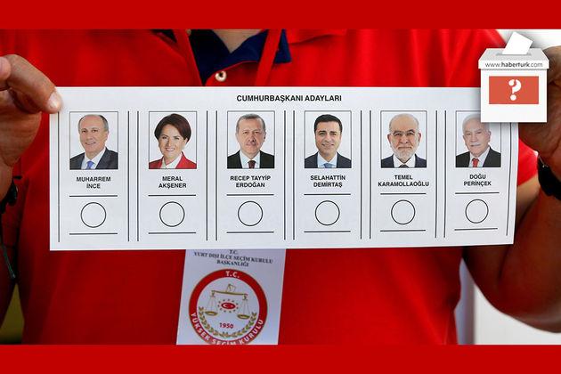 نتایج اولیه شمارش آرای انتخابات ریاستجمهوری ترکیه اعلام شد