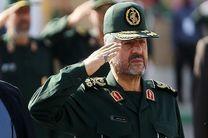 فرمانده کل سپاه راهی کرمانشاه شد
