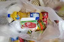 توزیع بسته معیشتی به نیازمندان در هشتگرد