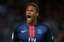 واکنش نیمار بعد از قهرمانی پاری سن ژرمن در جام حذفی فرانسه