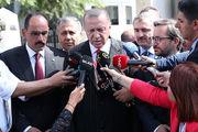 Erdogan asks for resettling of 1 mln refugees in northern Syria
