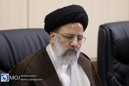 جلسه مجمع تشخیص مصلحت نظام - ۶ آذر ۱۳۹۸ / رییسی
