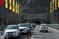 آخرین وضعیت ترافیکی و جوی جاده ها در 10 خرداد ماه