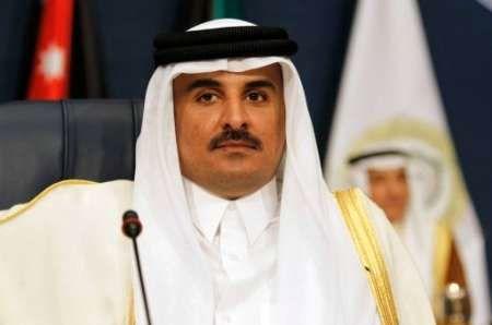 امیر قطر در پاسخ به درخواست امیر کویت سخنرانی نکرد