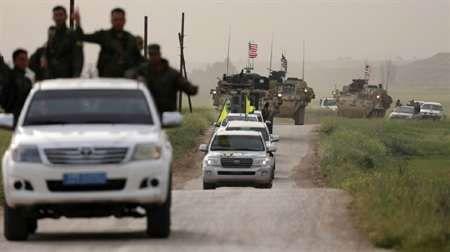 آمریکا اولین محموله تسلیحاتی را برای کردهای مستقر در شمال سوریه ارسال کرد