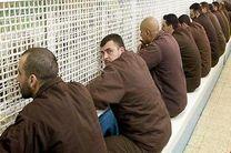 تشدید مجازاتها علیه اسیران اعتصاب غذا کرده فلسطینی