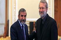 لاریجانی: دفاع از تمامیت ارضی عراق با حفظ وحدت ممکن است