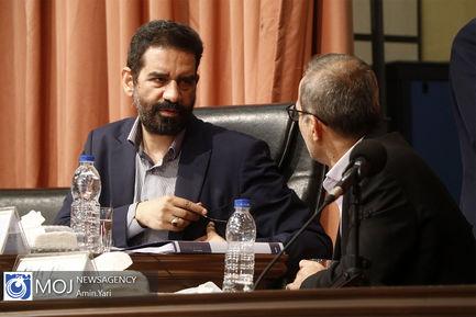 جلسه دادگاه رسیدگی به اتهامات اخلالگران در حوزه پتروشیمی