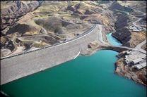 سومین سد مهم مازندران آبگیری شد