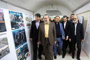 نمایش 519 اثر در نمایشگاه مدرسه ایرانی معماری ایرانی با حضور وزیر آموزش و پرورش