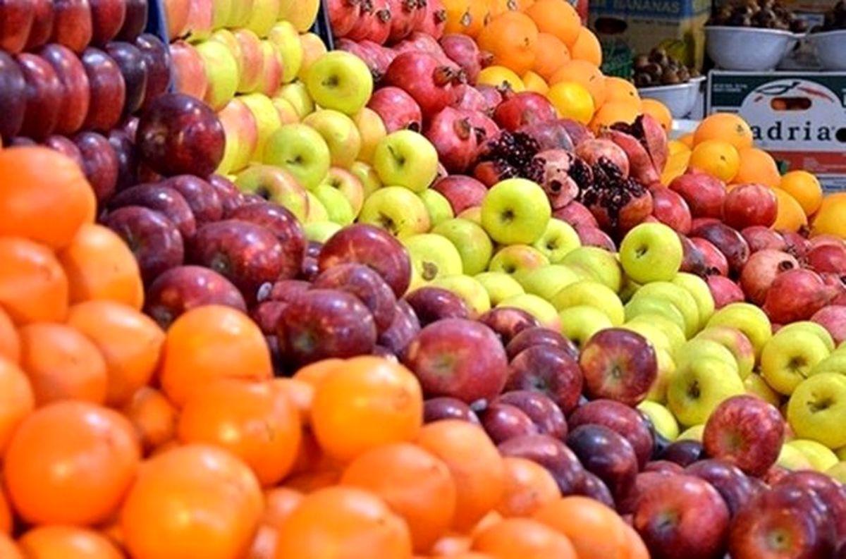 قیمت یکسان انواع میوه و سبزیجات در ۲۵۳ میدان میوه و تره بار