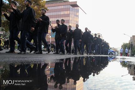 هییت های عزاداری ۲۸ صفر نیروهای مسلح تهران