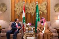 سعد حریری با محمد بن سلمان دیدار کرد