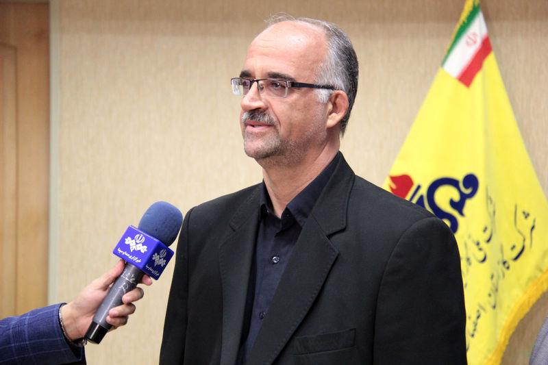واگذاری 1039 انشعاب رایگان گاز در سال گذشته در استان اصفهان